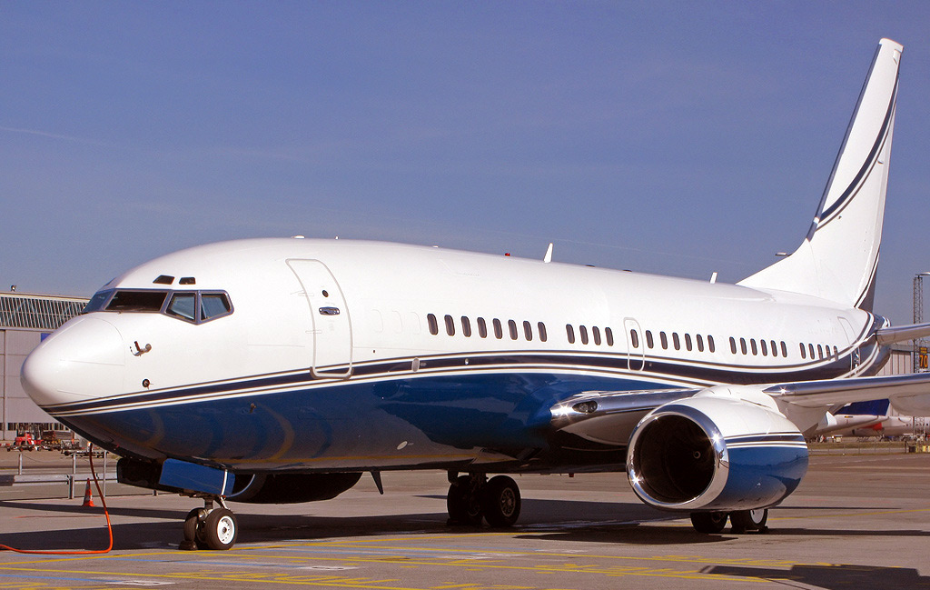 Executive Commerical Jets