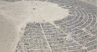 Don't Drive to Burning Man When You Can Fly Private
