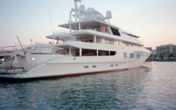 Private Yacht or Luxury Accommodations on a Cruise Ship to Spain, France and Italy
