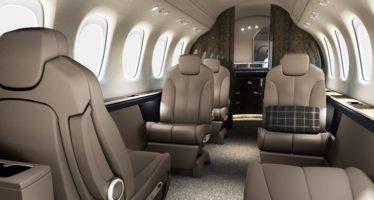 Charter the Cessna Citation Latitude